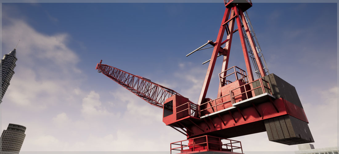 Crane & Heavy Equipment Simulators